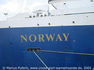 Kreuzfahrtschiff france 1961 kreuzfahrthafen warnemünde